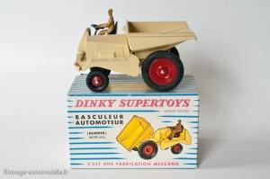 Dinky Toys 887 - Muir Hill basculeur automoteur
