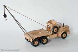 Dinky Toys 888 - Berliet GBO saharien