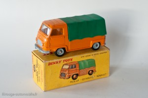 Dinky Toys réf. 563 - Renault Estafette pick-up