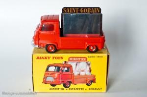 Dinky Toys réf. 564 - Renault Estafette miroitier