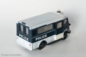 Dinky Toys 566 - Citroën Currus Car de police