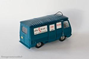 """Dinky Toys 570 - Peugeot J7 """"Allo fret"""""""