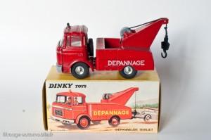 Dinky Toys 589 - Berliet GAK dépanneuse