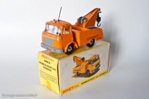 Dinky Toys 589 A - Berliet GAK dépanneuse d'autoroute