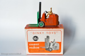 Dinky Toys 14C - Coventry chariot à fourche