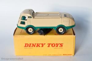 Dinky Toys 596 - LVM arroseuse balayeuse