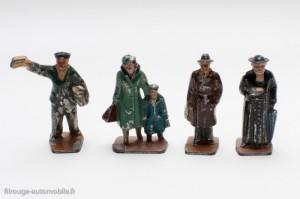 Dinky Toys série 5 - Voyageurs