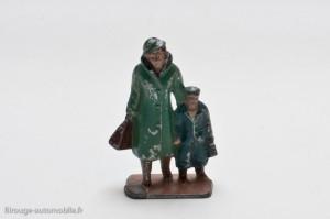 Dinky Toys 5-a - Mère et enfant