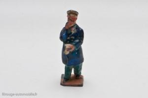 Dinky Toys 1-a - Chef de gare