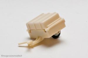 Dinky Toys 812 - remorque monoroue