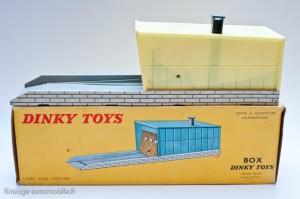 Dinky Toys 502 - box garage
