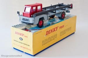 Dinky Toys 885 - Saviem porte-fer