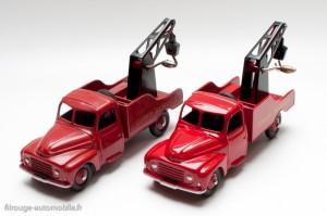 Camionnette de dépannage Citroën - Dinky Toys et dinky Atlas