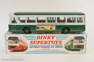 Dinky Toys 889 - Berliet autobus parisien