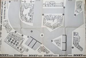 Dinky Toys - Circuit d'essai