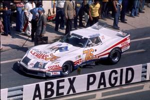 Chevrolet Corvette Stingray Greenwood Le Mans 1976