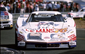 Chevrolet Corvette Stingray Greenwood Le Mans 1976