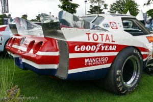 Chevrolet Corvette Stingray Greenwood Le Mans 1976 - Le Mans Classic 2012