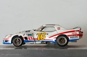 Chevrolet Corvette Stingray Greenwood - 24 heures du Mans 1976 - AMR