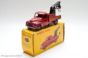 Camionnette de dépannage Citroën - Dinky Toys 35 A, d'origine