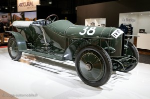 Benz Prince Henri 1910  - Rétromobile 2013
