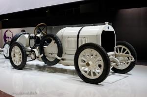 Mercedes Benz Grand prix 1910 - Rétromobile 2013