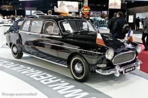 Renault Frégate limousine 1953 - Rétromobile 2013