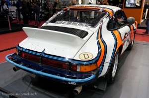 Porsche 911 SC Safari Rally 1978- Rétromobile 2013