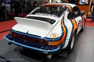 Porsche 911 SC Safari Rally 1978- Rétromobile 2013