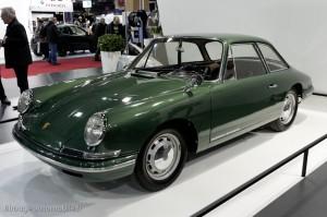 Porsche prototype T7 1959 - Rétromobile 2013