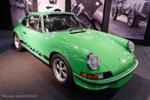 Porsche 911 2,7 RS carrera - Rétromobile 2013