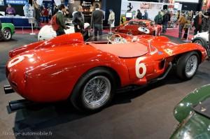Ferrari 250 Testa Rossa 1957 - Rétromobile 2013