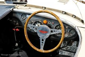 Poste de pilotage - Rétromobile 2013