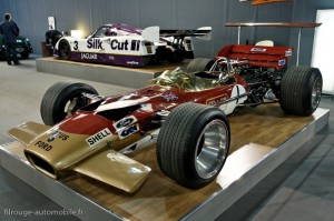 Lotus Ford F1 de 1969 - Rétromobile 2013