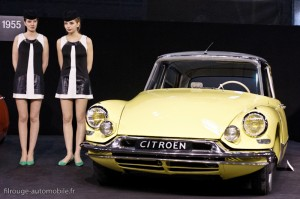 Citroën DS - Rétromobile 2013