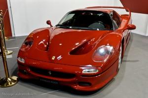 Ferrari F50 - Rétromobile 2013