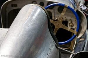 Poste de pilotage Germain Lambert Biplace Course 1949 - Rétromobile 2013