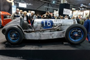 Germain Lambert Biplace Course 1949 - Rétromobile 2013
