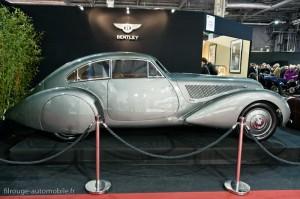 Bentley 4,25 Litres Embericos Pourtout Coupé - Rétromobile 2013