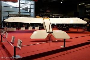 L'avion Morane de Roland Garros - Rétromobile 2013
