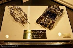 Automobilia : modélisme - Rétromobile 2013