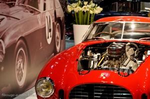 Ferrari 340 MM Berlinetta Competizione 1953- Rétromobile 2013