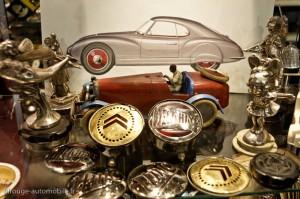 Automobilia - Rétromobile 2013