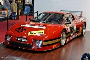 Ferrari 512 BB Le Mans - Rétromobile 2013
