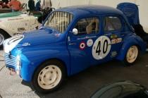Renault 4 CV type Le Mans