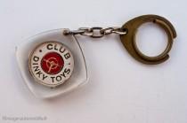 Porte-clé du Club Dinky Toys français