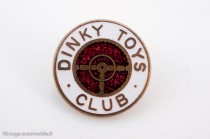Insigne du Club Dinky Toys anglais