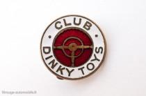 Insigne du Club Dinky Toys français