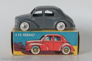 Renault 4 CV - CIJ ref. 3/48