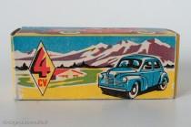 Boîte de la Renault 4 CV - CIJ ref. 3/48